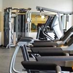 Fitness Center, Ann Arbor Housing Photo - University Towers