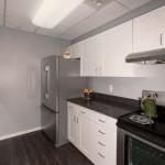 University of Michigan Apartments, Kitchen Photo - University Towers