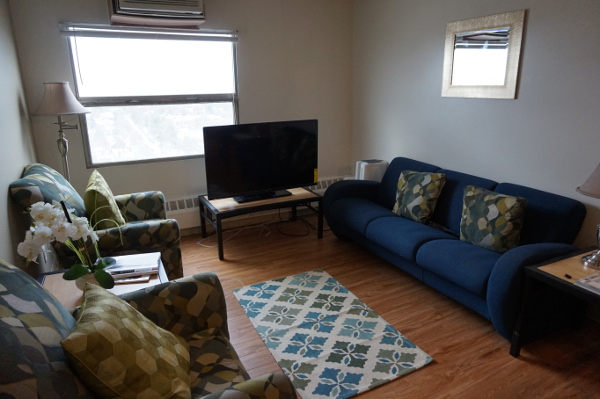 2 Bedroom G Style Living Room