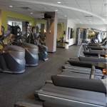 Apartments For Rent In Ann Arbor, Fitness Center Photo - University Towers